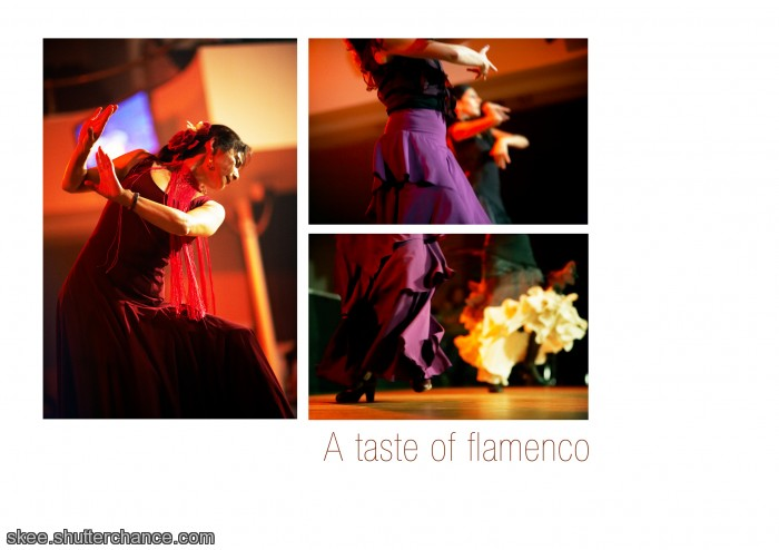 photoblog image A taste of flamenco