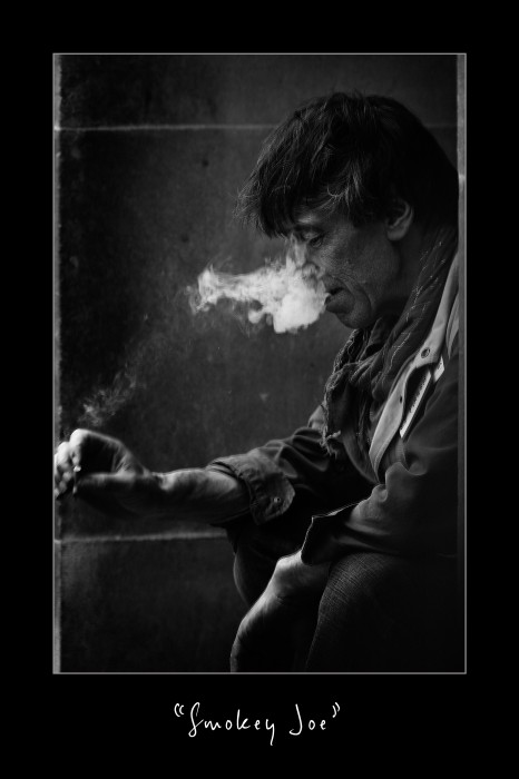 "photoblog image ""Smokey Joe"